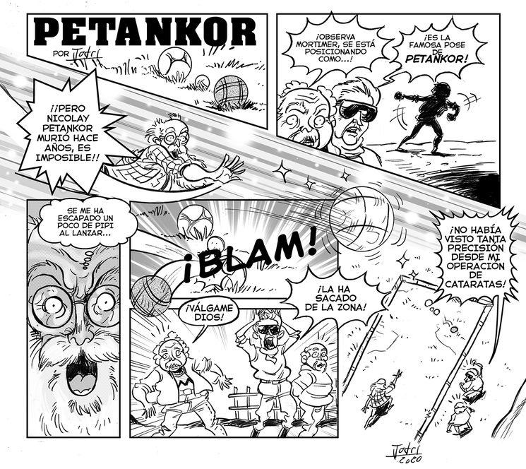 trailer de Petankor