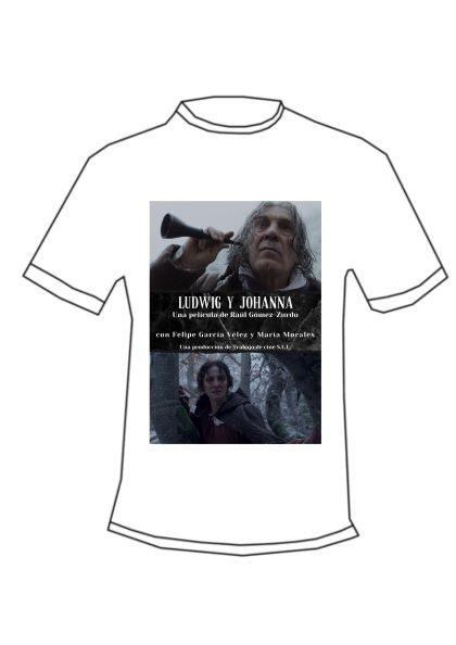 "Exclusive ""Ludwig and Johanna"" t-shirt"