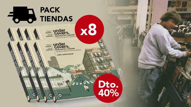 Pack especial para tiendas y librerías