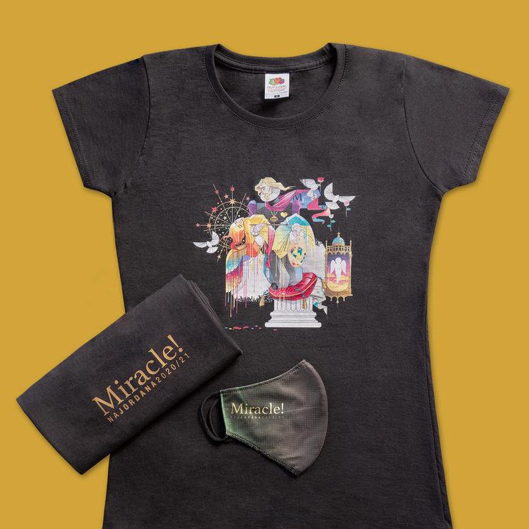 Mascarilla + camiseta