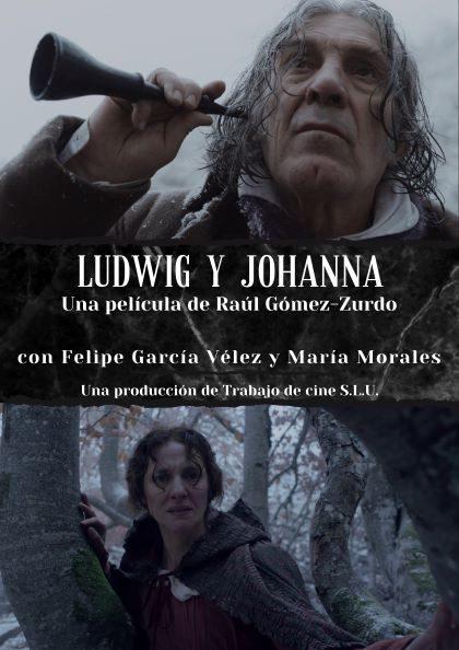 """""""Ludwig and Johanna"""" poster"""
