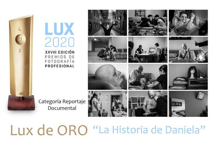 Premio Lux de Oro de Fotografía Profesional. Noviembre 20202.