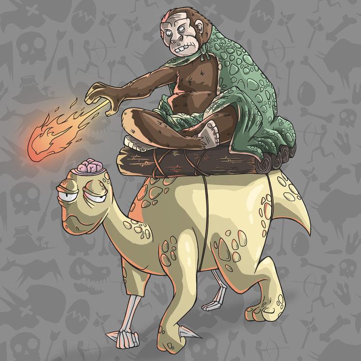 Nigromantes Prehistóricos ¡Ponles nombre!