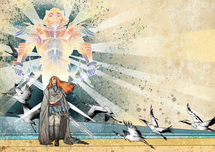 Nueva ilustración de Daniel Jimbert