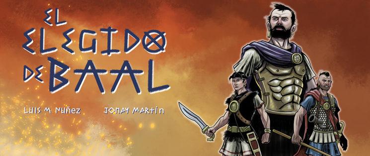 El elegido de Baal: Banner
