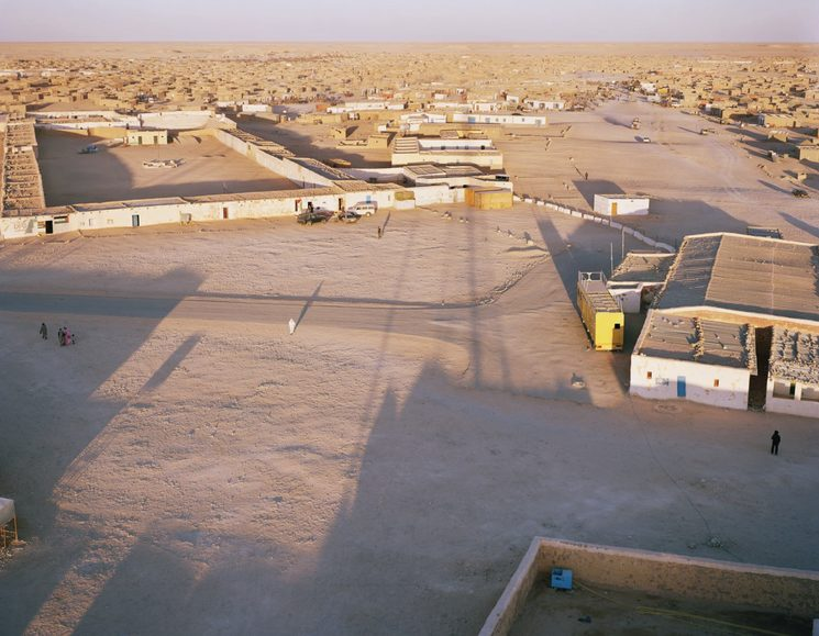 View of Smara camp
