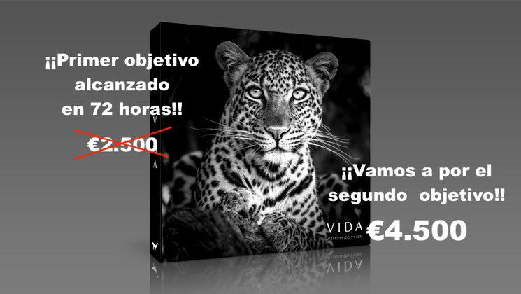 NUEVO OBJETIVO: 4.500 EUROS
