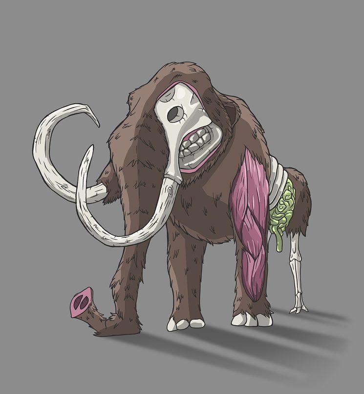 Mamut putrefacto