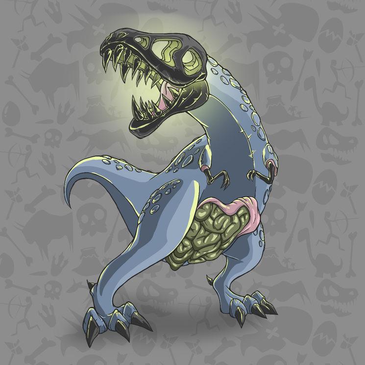 Z- Rex, ya sabes en quien está inspirado