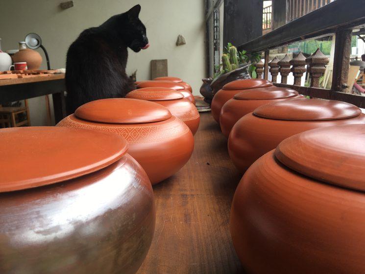 """Urnas de cerámica """"terracota"""""""
