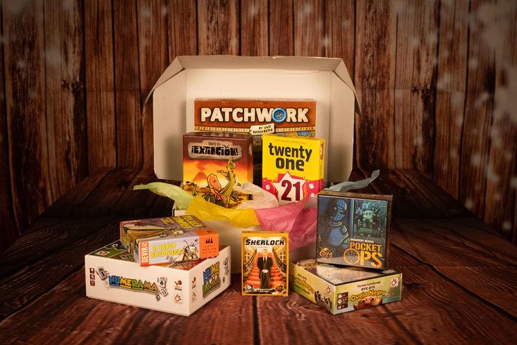 Pack Semestral - Los juegos son ejemplos