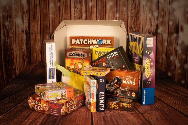 Pack Anual - Los juegos son ejemplos
