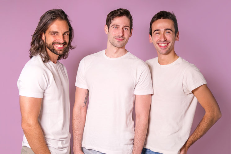 Afterglow. Christian Escuredo, Andres Acevedo, Jorge Vidal. Foto: Gonza Gallego