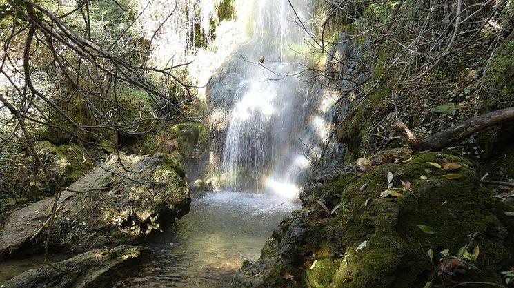 Chorros de la Baiba (Alborache)