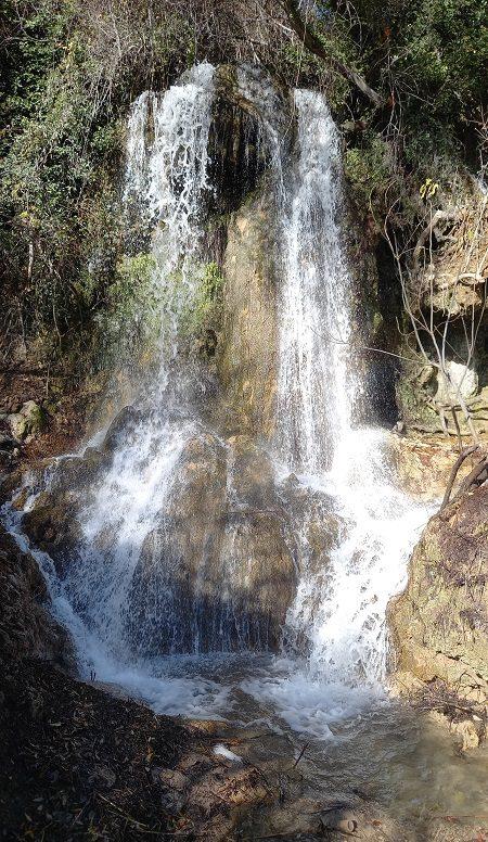 La Chorrera del Barranco del Hurón (Viver)