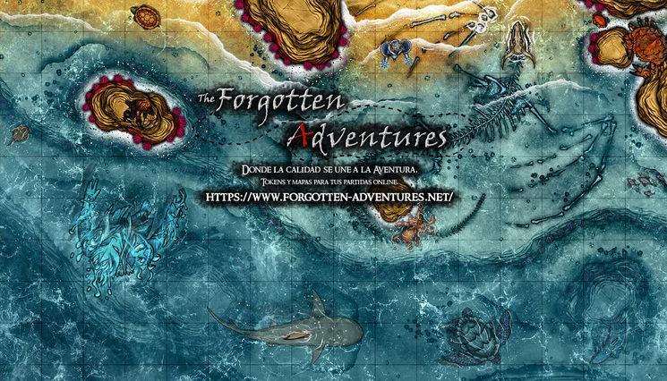 Últimos días, y Forgotten Adventures