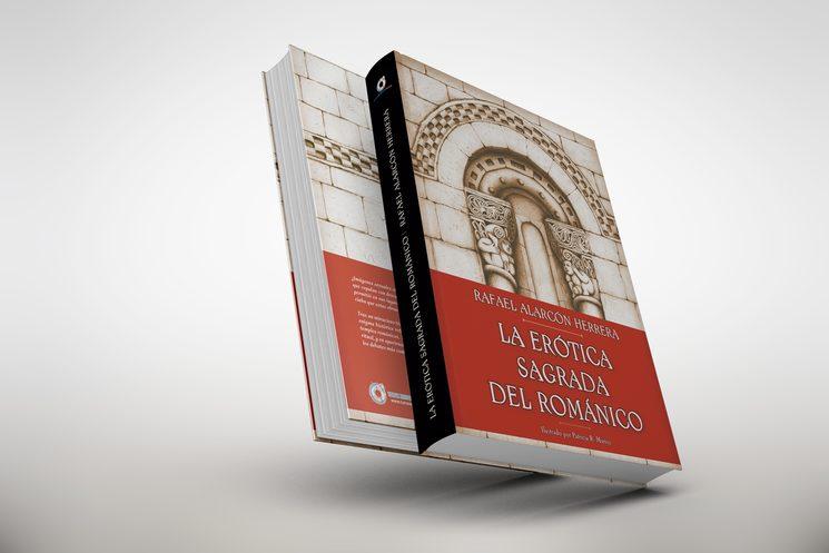 """""""La erótica sagrada del románico"""", en tapa dura."""