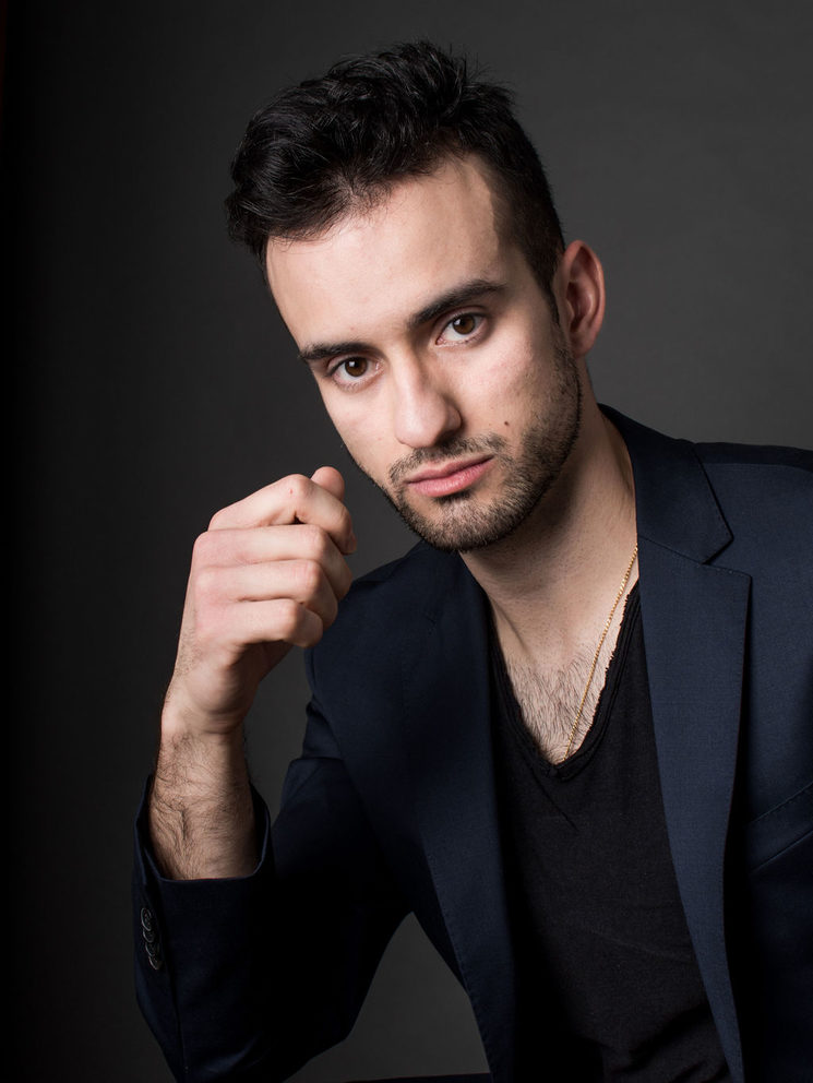 Actor, compositor y *filmmaker* Christian López Lamelas
