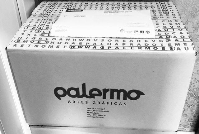 Excelente trabajo de Gráficas Palermo