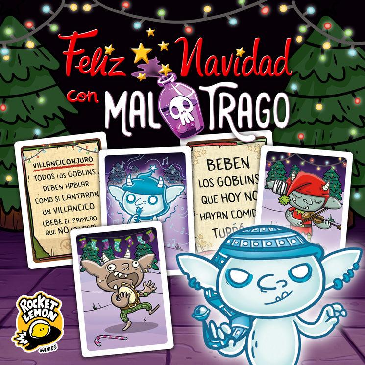 ¡¡Feliz Navidad familia goblin!! VILLANCICO GOBLIN :)