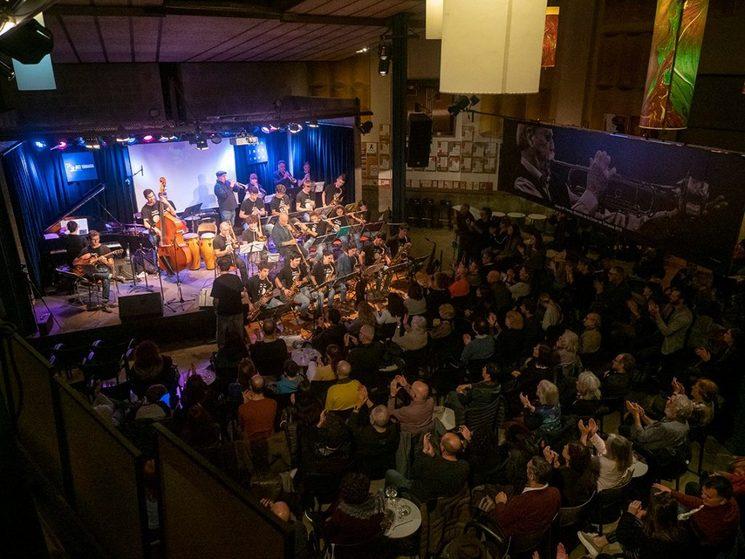 Concert a la Jazz Cava de la Fredi