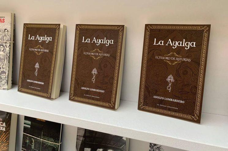 Libros en la Librería Trabe (Oviedo)