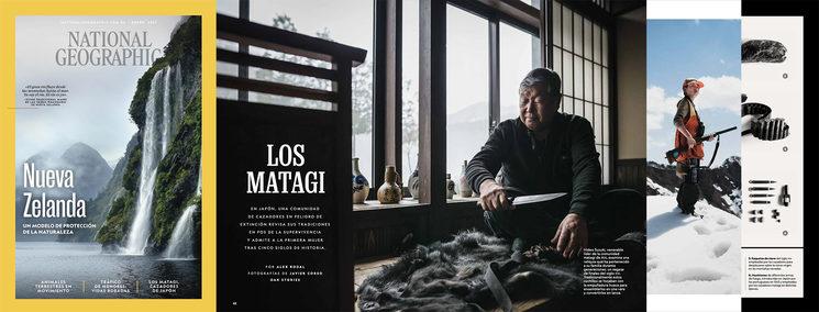 National Geographic Magazine, Enero 2021