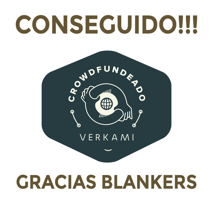 CONSEGUIDO BLANKERS