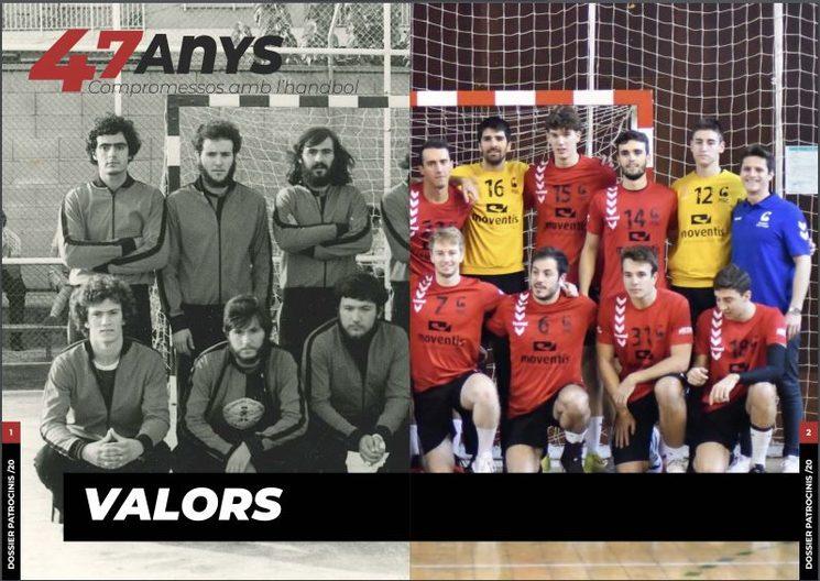 Club Handbol Sant Cugat, 47 anys de història