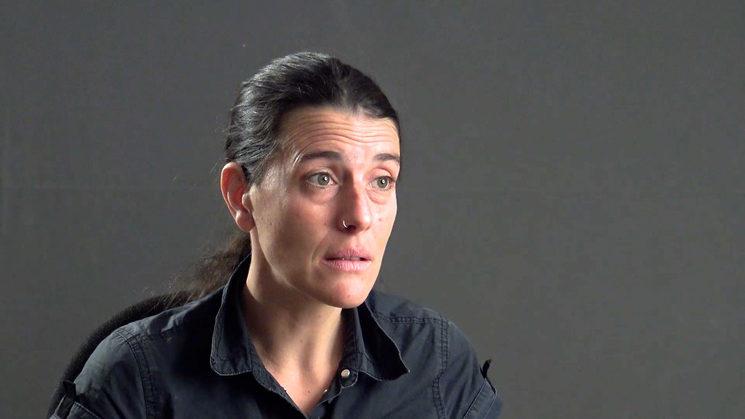 Anaïs Huerta / Sobrina-nieta de asesinado