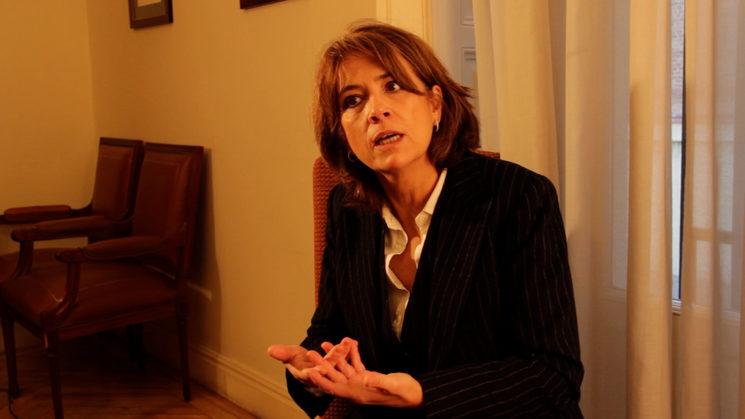 Dolores Delgado / Fiscal General del Estado