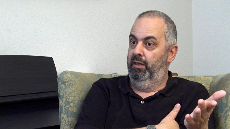 Emilio Silva / Presidente de la ARMH