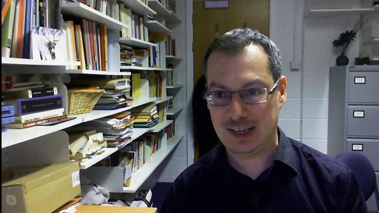 Jordi Cornellà-Detrell / Profesor de la Universidad de Glasgow