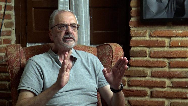 Juan Carlos Moreno / Historiador