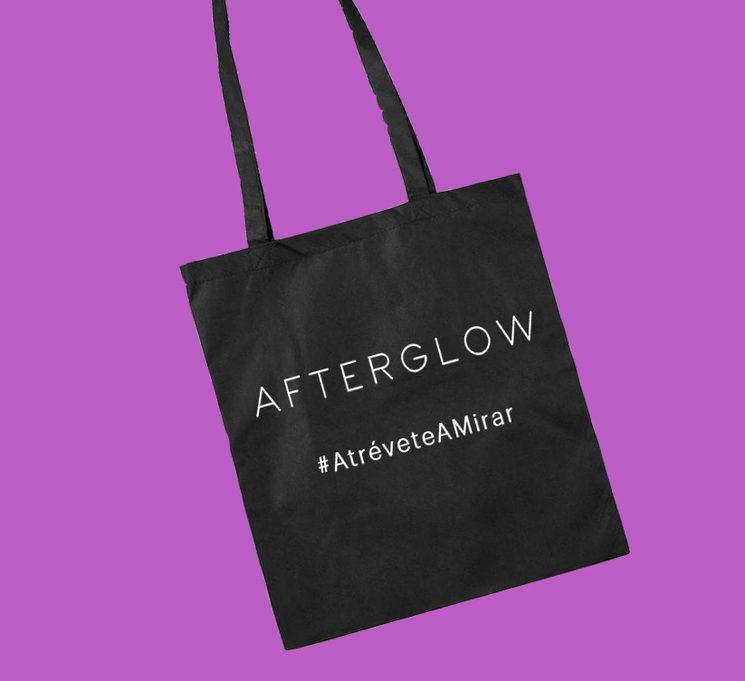 Tote bag Afterglow de regalo a las aportaciones de las primeras 48h