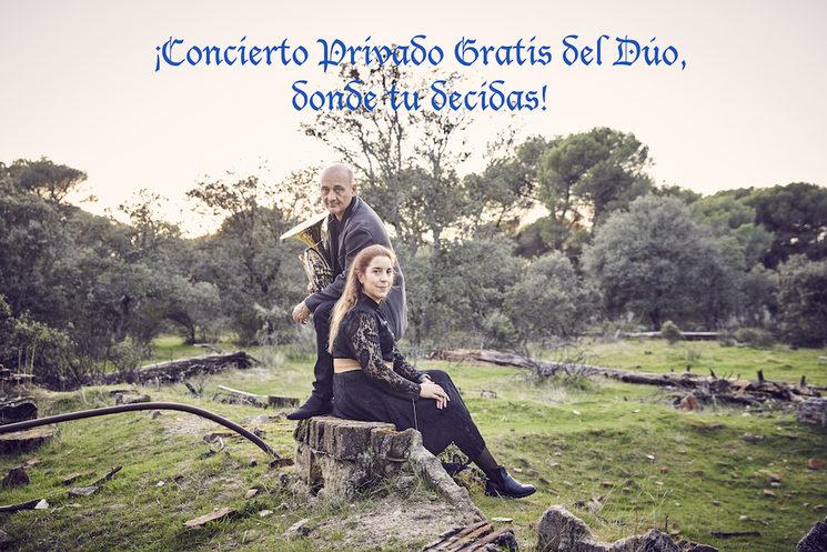 CONCIERTO GRATUITO / FREE DUO CONCERT