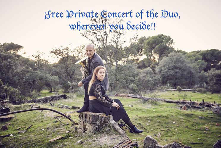 Free Concert Reward