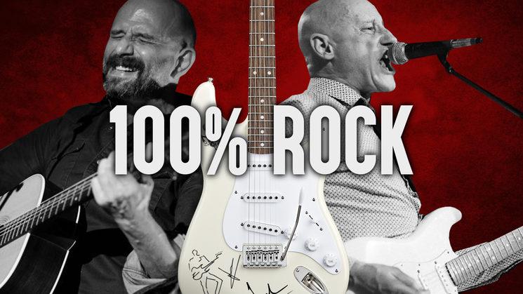 Mecenas 100% Rock