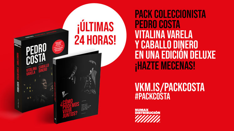 ¡Pack Pedro Costa últimas 24h!