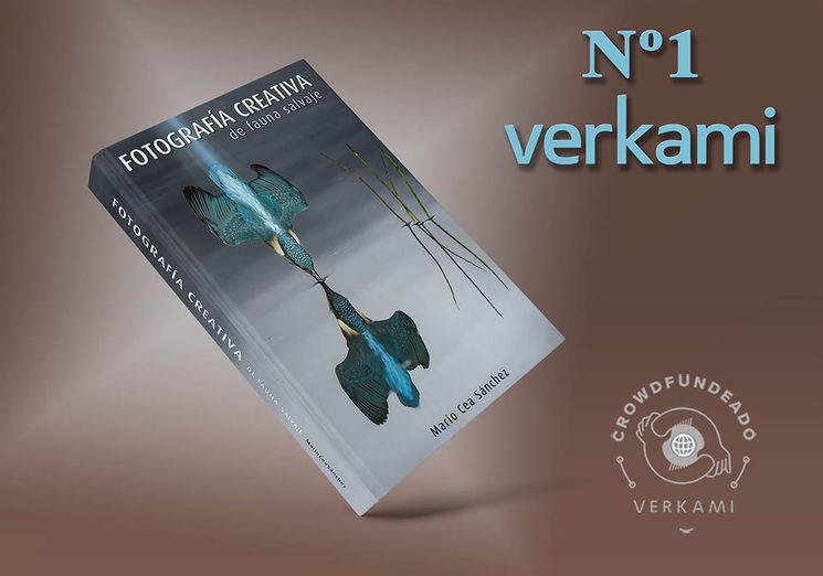 Nº 1 en Verkami