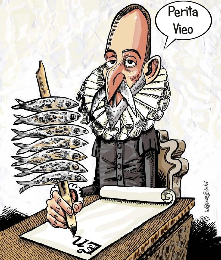 Cervantes perita