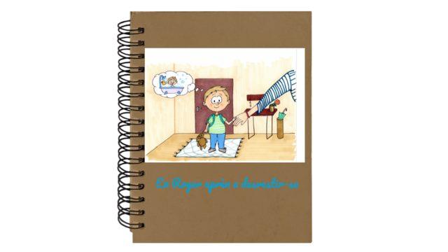 Llibreta amb il·lustracions
