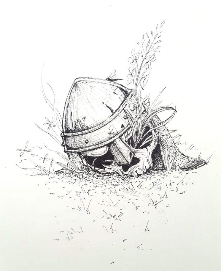 Ilustración de detalle