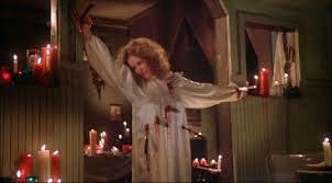 """Esta pieza está inspirada en La Película de 1976 """"Carrie"""""""