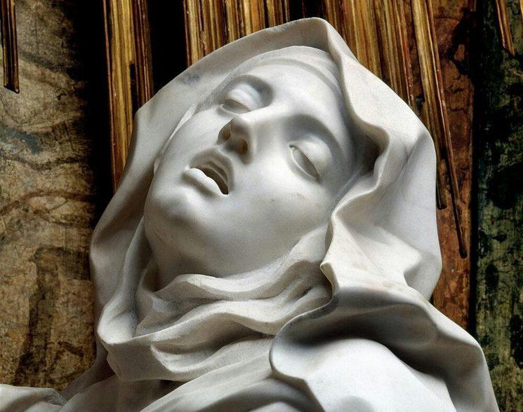 Éxtasis de Santa Teresa. Bernini