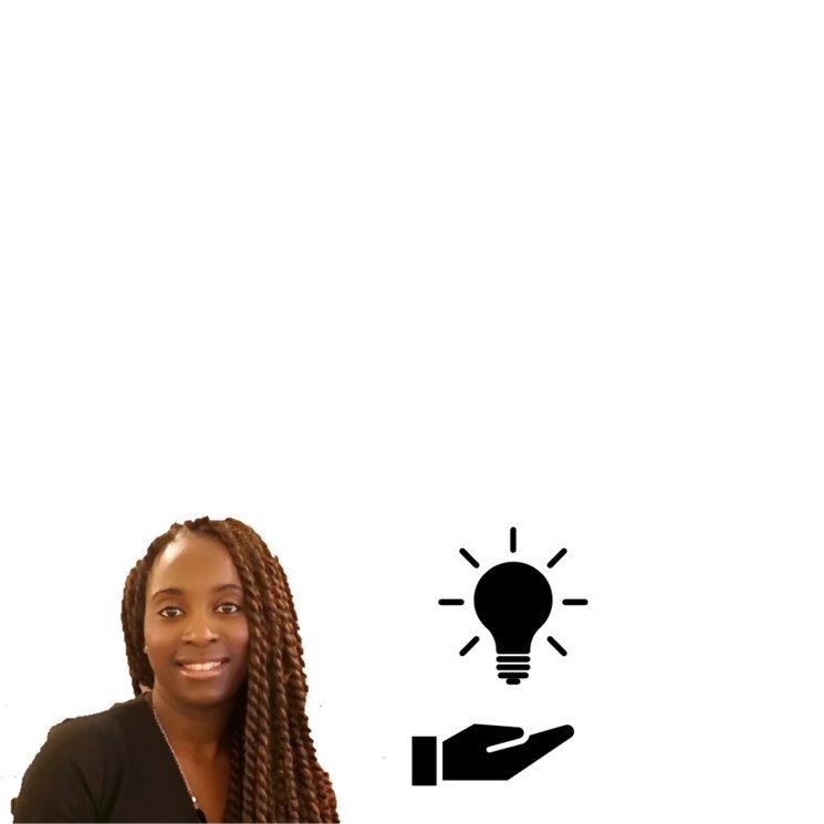 Rebeca Obiang Oyana. Creadora del proyecto.