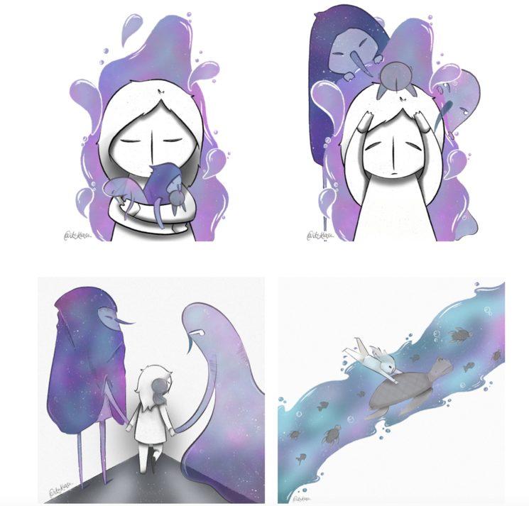 Algunas ilustraciones de muestra