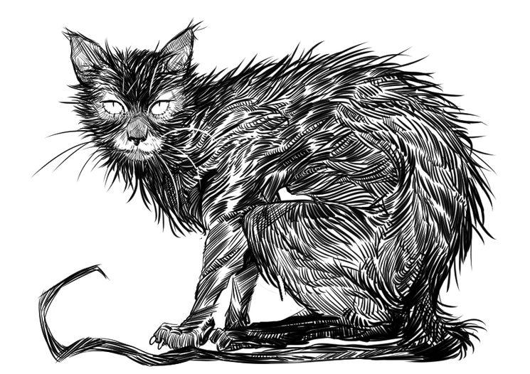 El gato egipcio, precuela de Yarik, la isla del inmortal.