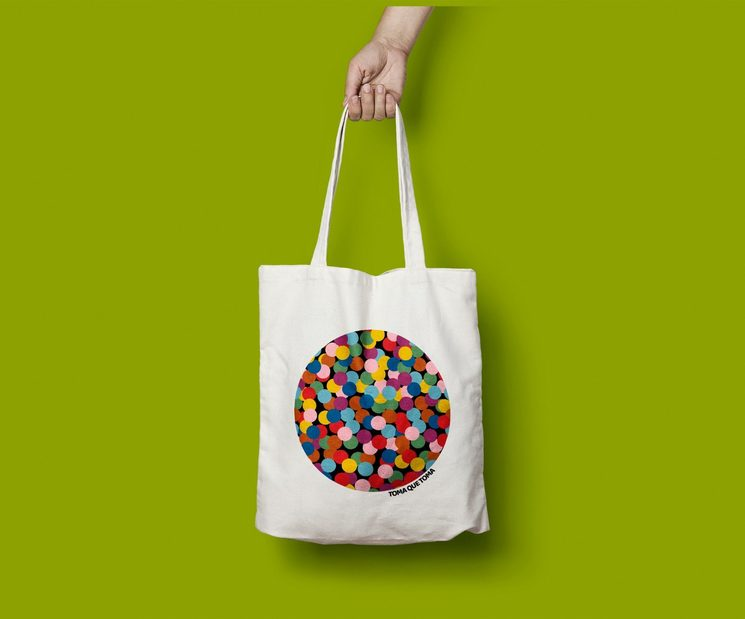 Tote Bag TOMA QUE TOMA