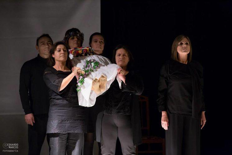 Llanto por la cierva acosada, homenaje a Alfonsa de la Torre, 2015